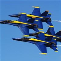 Blue Angels over Annapolis