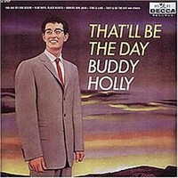 That'll Be The Day, Buddy Holly Tribute