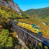 Trains of New England