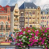 Floriade Holland & Belgium Springtime River Cruise