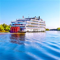 Mississippi River Cruise & New Orleans