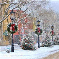 Dickens Christmas in Wellsboro