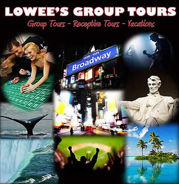 Bus Tours, New York City & DC Bus Trips, Group Tours | Lowee's